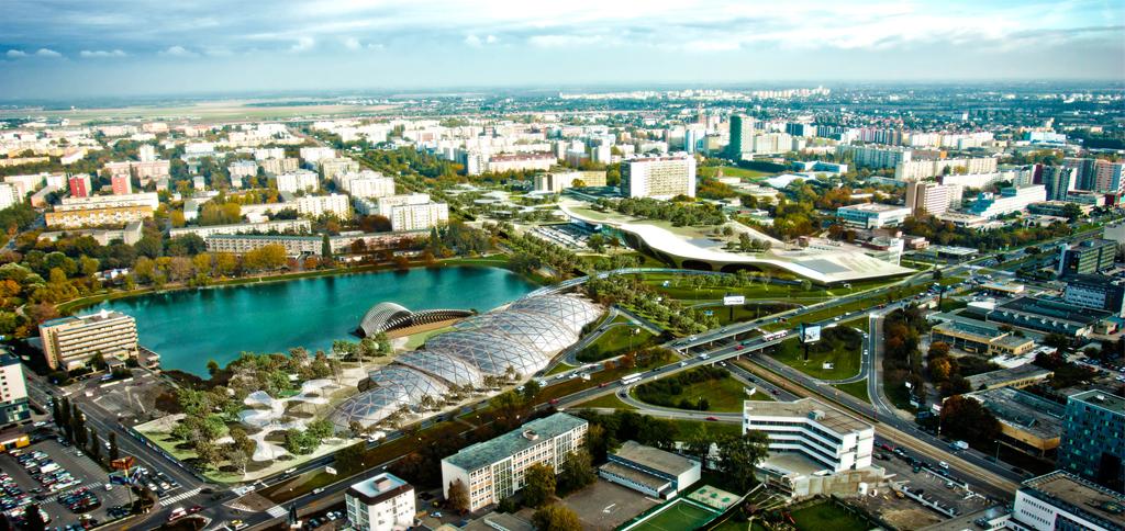 A1respect Master Plan Study Ruzinov